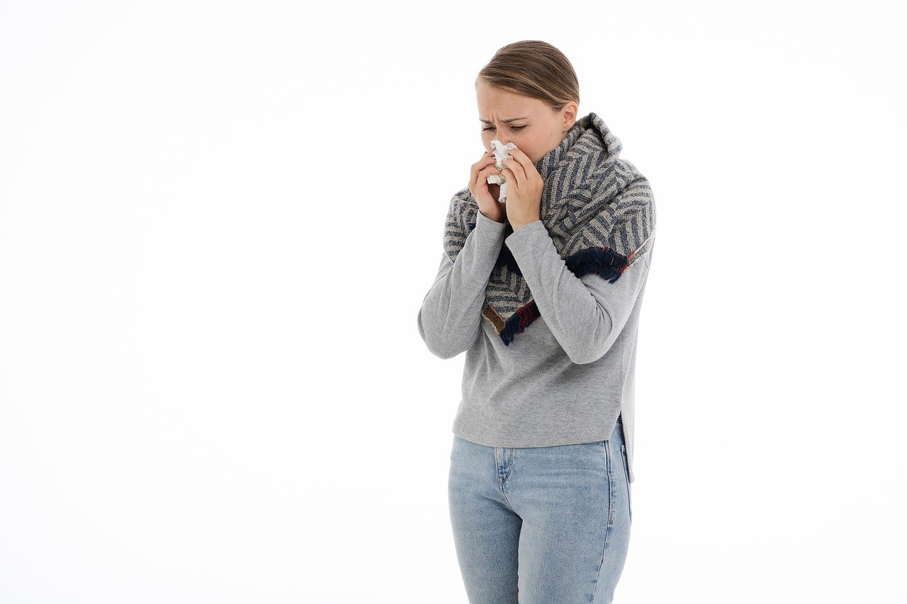 Jak se vyhnout chronické rýmě